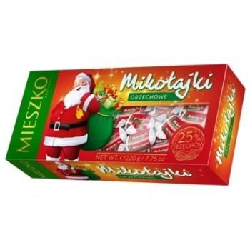 MIESZKO MIKOLAJKI BOX 3X220G