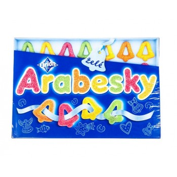 ORION ARABESKY ZELE 750G