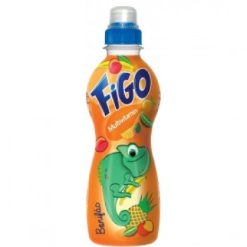 FIGO MULTIVITAMIN 8X300ML