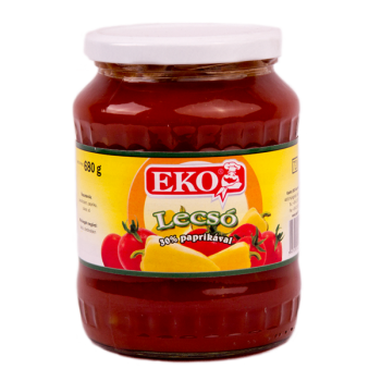 EKO LETCHO 8X720ML