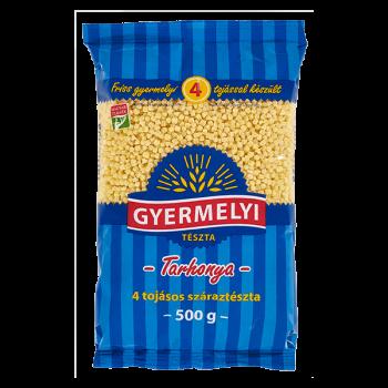 GYERMELYI  EGG BARLEY DRY PASTA 20X500G