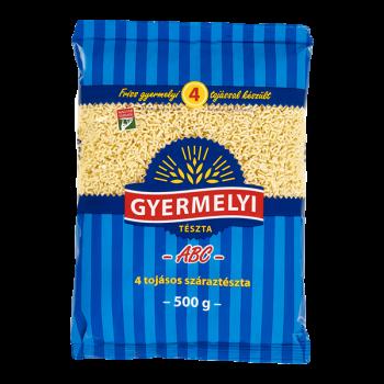 GYERMELYI ABC DRY PASTA 16X500G