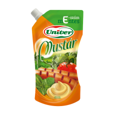 UNIVER MUSTARD STANDING POUCH 5X340G
