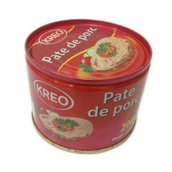 KREO PATE DE PORC 20X200G