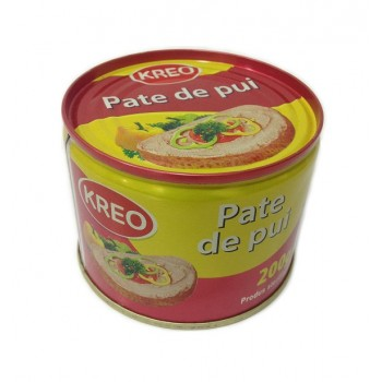 KREO PATE DE PUI 20X200G