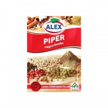 ALEX PIPER NEGRU BOABE 15X15G