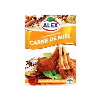 ALEX PT CARNE DE MIEL 20X20G