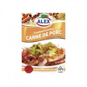 ALEX PT CARNE DE PORC 20X18G