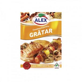 ALEX PT GRATAR 20X18G