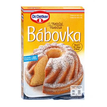 DR OETKER BABOVKA 600G