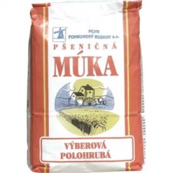 RUSKOV MUKA POLOHRUBA 10X1KG