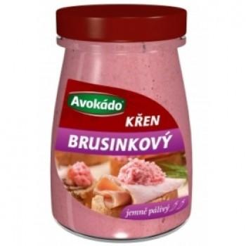 AVOKADO KREN BRUSINKOVY 6X175G