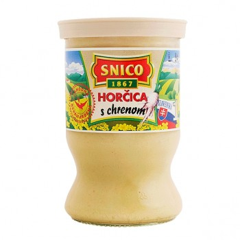 SNICO HORCICA S CHRENOM 6X180G