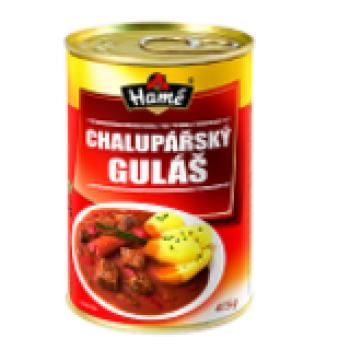 HAME CHALUPARSKY GULAS 4X415G