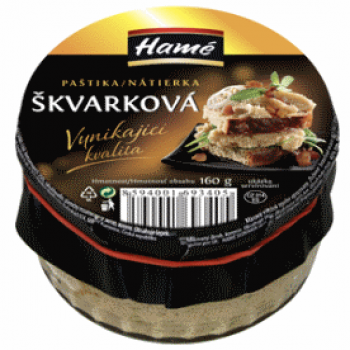 HAME SKVARKOVA POMAZANKA 8X160G
