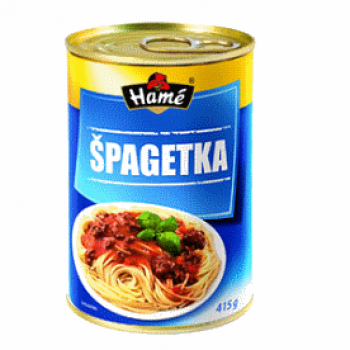 HAME SPAGETKA 4X415G
