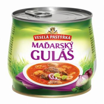 HAME VESELA PASTYRKA MADARSKY GULAS 4X420G