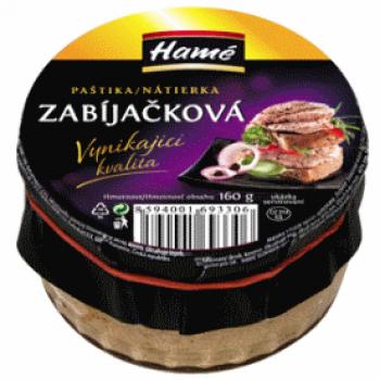 HAME ZABIJACKOVA PASTIKA 8X160G