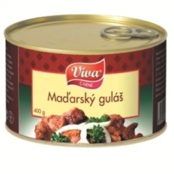 VIVA MADARSKY GULAS 8X400G