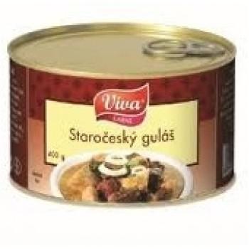 VIVA STAROCESKY GULAS 8X500G