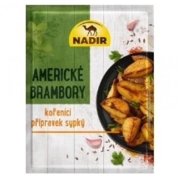 NADIR AMERICKE BRAMBORY 25X25G