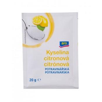 ARO KYSELINA CITRONOVA 25X20G