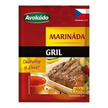 AVOKADO MARINADA GRIL 5X80ML