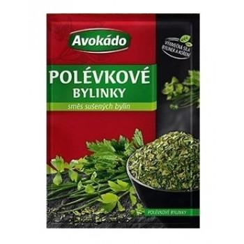 AVOKADO POLEVKOVE BYLINKY 5X8G