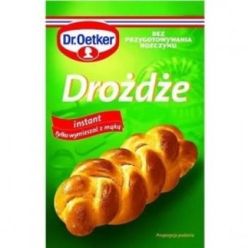 DR OETKER DROZDI 25X7G