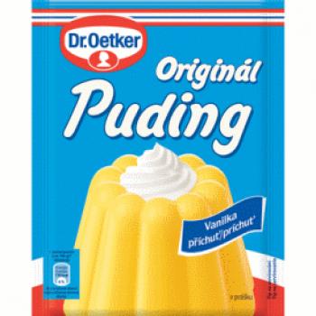 DR.OETKER PUDING VANILKA 18x37G