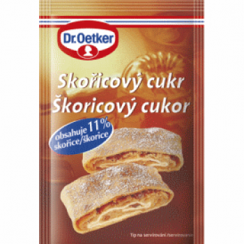 DR OETKER SKORICOVY CUKR 20X20G