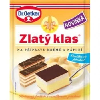 DR OETKER ZLATY KLAS 50X40G