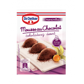 DR.OETKER CHOCO MOUSSE 5X50G