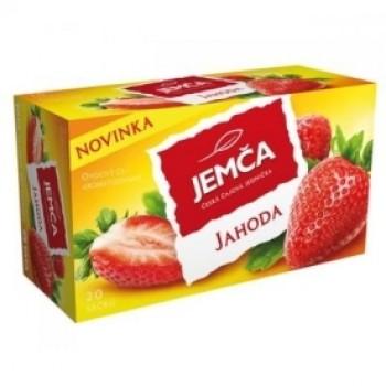 JEMCA JAHODA 6X40G