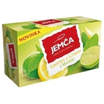 JEMCA LIMETKA-CITRON-MATA 6X40G