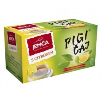 JEMCA PIGI CAJ S CITRONEM 6X37.5G