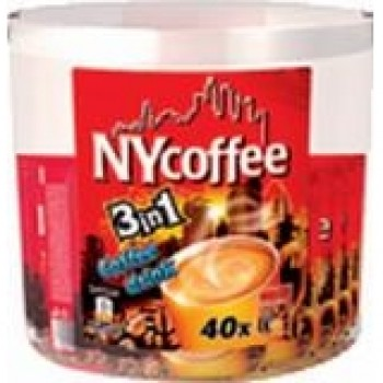 MOKATE NY COFFEE 3 IN 1 40X18G