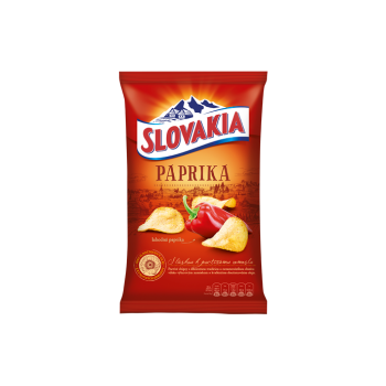 SLOVAKIA CHIPS PAPRIKA 15X100G