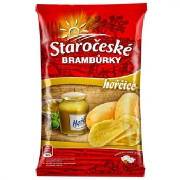 STAROCESKE BRAMBURKY HORCICE 15X80G