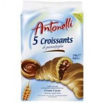 ANTONELLI COCOA CROISSANT 8X250G