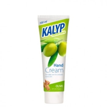 KALYP HAND CREAM OLIVE 3X100ML