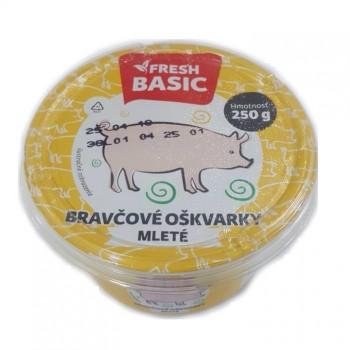FRESH BRAVCOVE OSKVARKY MLETE 3X250G