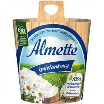 ALMETTE SEREK SMIETANKOWY 6X150G