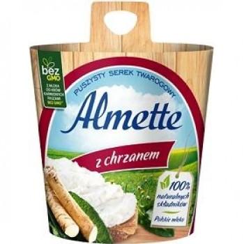 ALMETTE SEREK Z CHRZANEM 6X150G