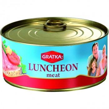 GRATKA LUNCHEON MEAT 6X300G