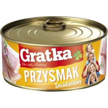 GRATKA PRZYSMAK SNIADAN 6X300G