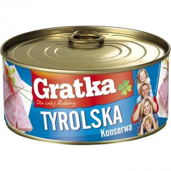 GRATKA TYROLSKA  6X300G