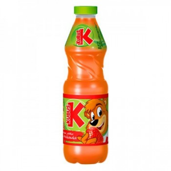 KUBUS BANANA-STRAWBERRY 6X900ML