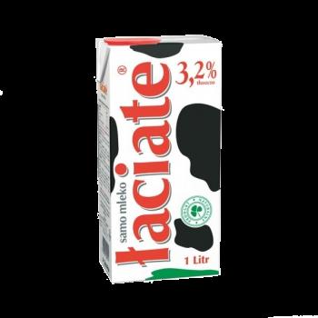 MLEKPOL MLEKO UHT LACIATE 3.2% 12X1L