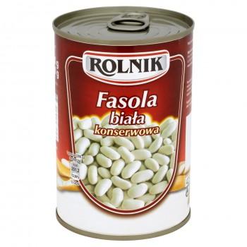 ROLNIK FASOLA BIALA 12X425ML